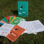 """Baraja de 40 tarjetas con """"Recursos Eficaces de Educación Respetuosa"""""""